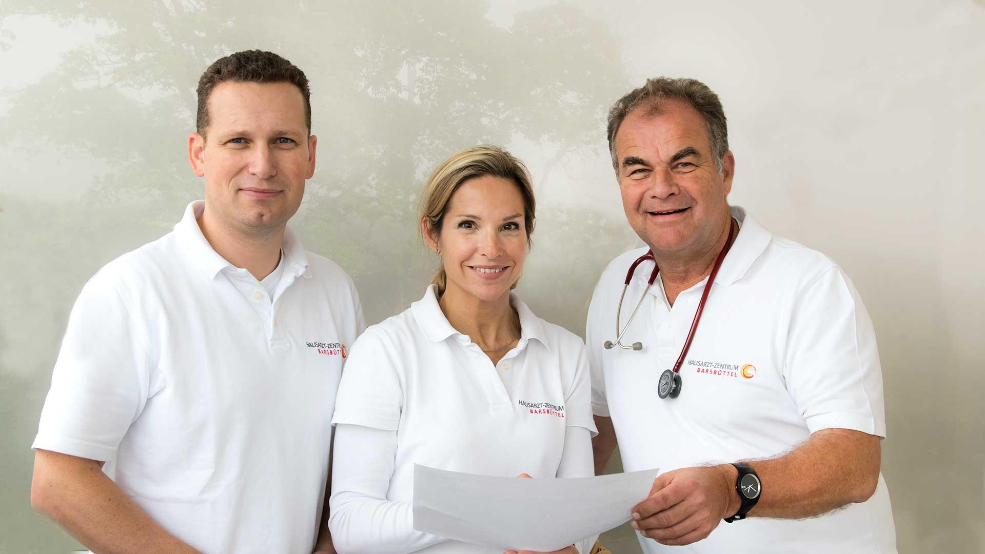 Dr. med. M. Dohrmann | Dr. med. A. Haverland | Dr. med. J. Busacker | Dr. med. K. Poweleit